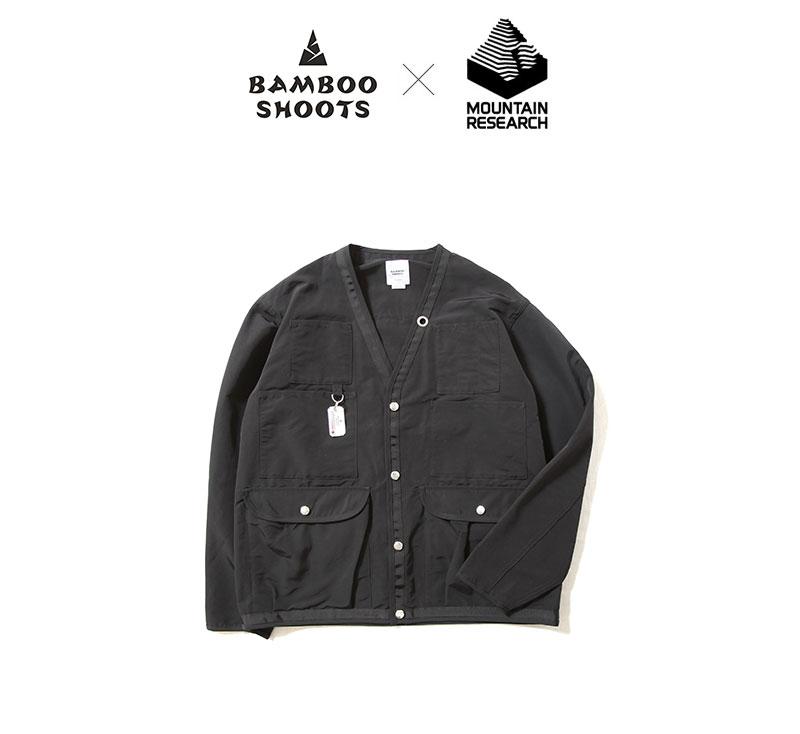 BAMBOO SHOOTS バンブーシュート ハイキングジャケット HIKING JAKET M210102