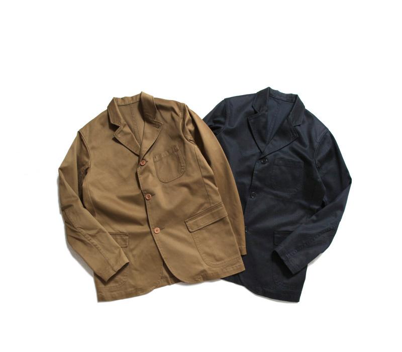 【セール20%OFF】WORKERS ワーカーズ Lounge Jacket ラウンジジャケット
