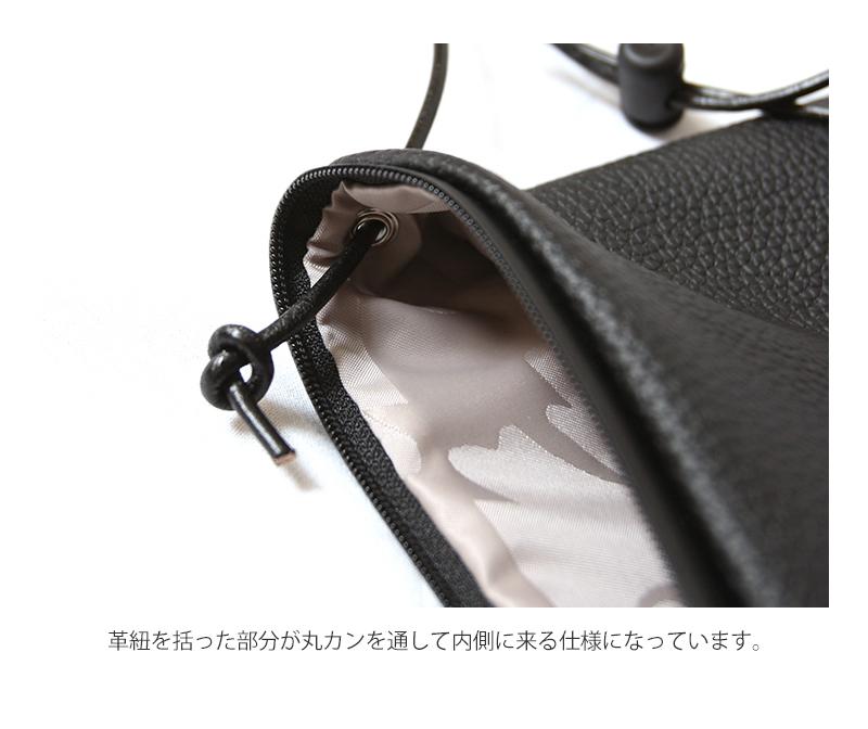 ITTI イッチ MARY VERY COMPACT SHOULDER S.CALF メリーベリーコンパクトショルダーバッグ サコッシュ ITTI-BAG-022-A