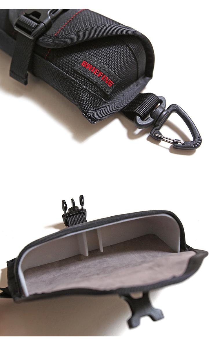 BRIEFING ブリーフィング VISION CASE GOLF ヴィジョンケースゴルフ メガネケース 眼鏡ケース サングラスケース BRG193G66