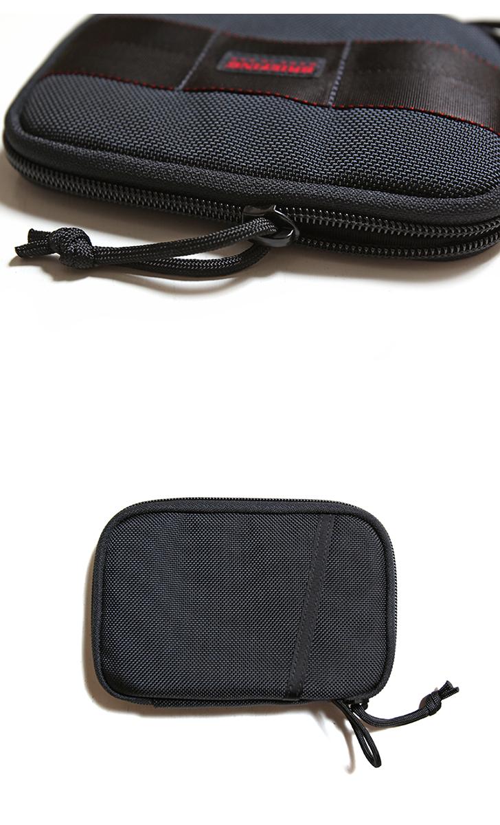 BRIEFING ブリーフィング SHORT WALLET ショートウォレット 財布 アメリカ製 USA バリスティックナイロン BRM181601