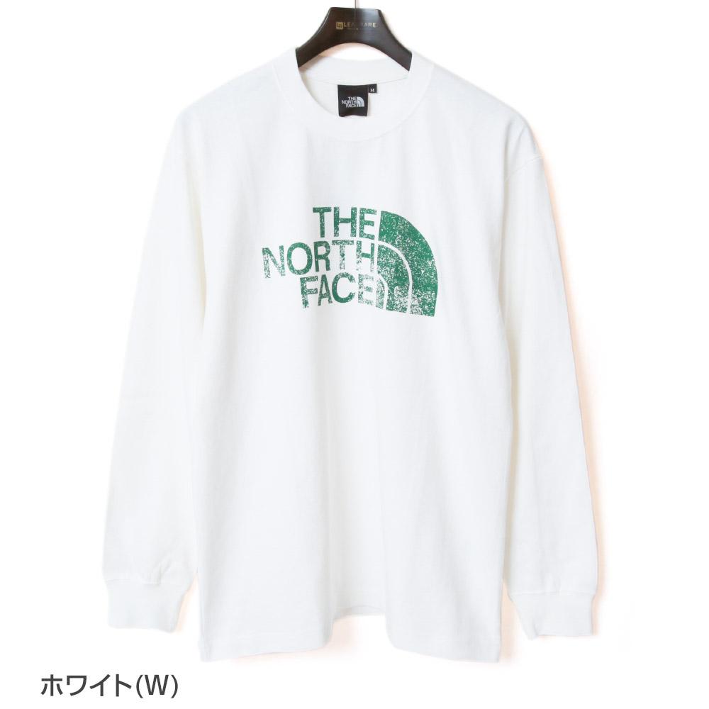ノースフェイス ロングスリーブオーガニックキャンプティー THE NORTH FACE L/S Organic Camp Tee 長袖 ロンT メンズ NT82132