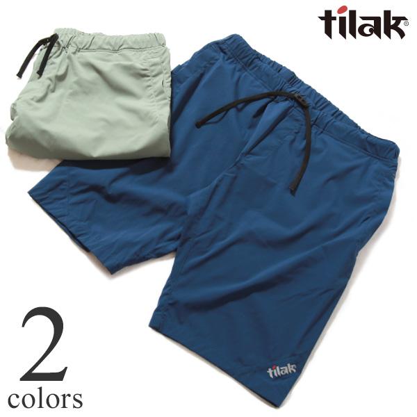 Tilak ティラック イージーショーツ EASY Shorts ショートパンツ