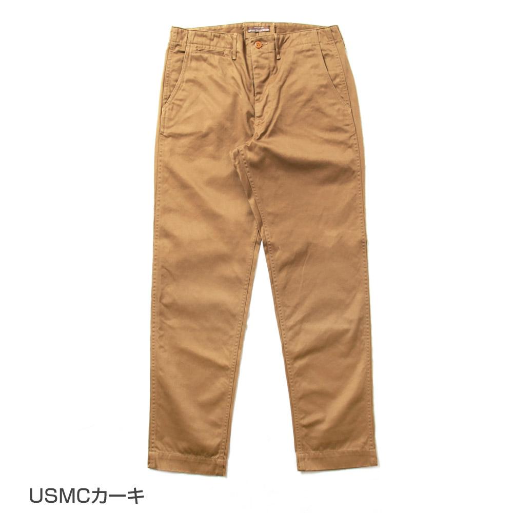 WORKERS ワーカーズ オフィサートラウザースリムフィット タイプ2 Officer Trousers Type2 チノパン