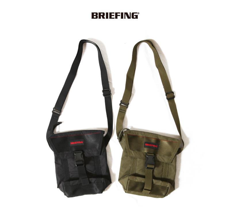 BRIEFING ブリーフィング JET TALL MW ショルダーバッグ BRA201L21