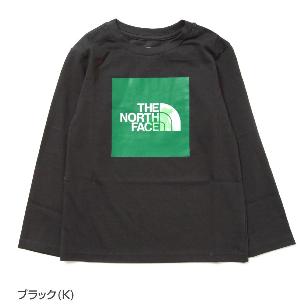 ノースフェイス ロングスリーブシレトコトコティー キッズ THE NORTH FACE L/S Shiretoko Toko Tee NTJ82114ST 子供服