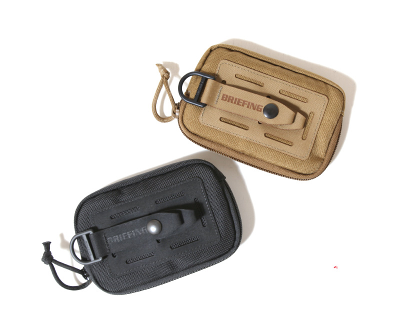 BRIEFING ブリーフィング PG KEY COIN CASE コインケース 万能ウォレット BRA211A16
