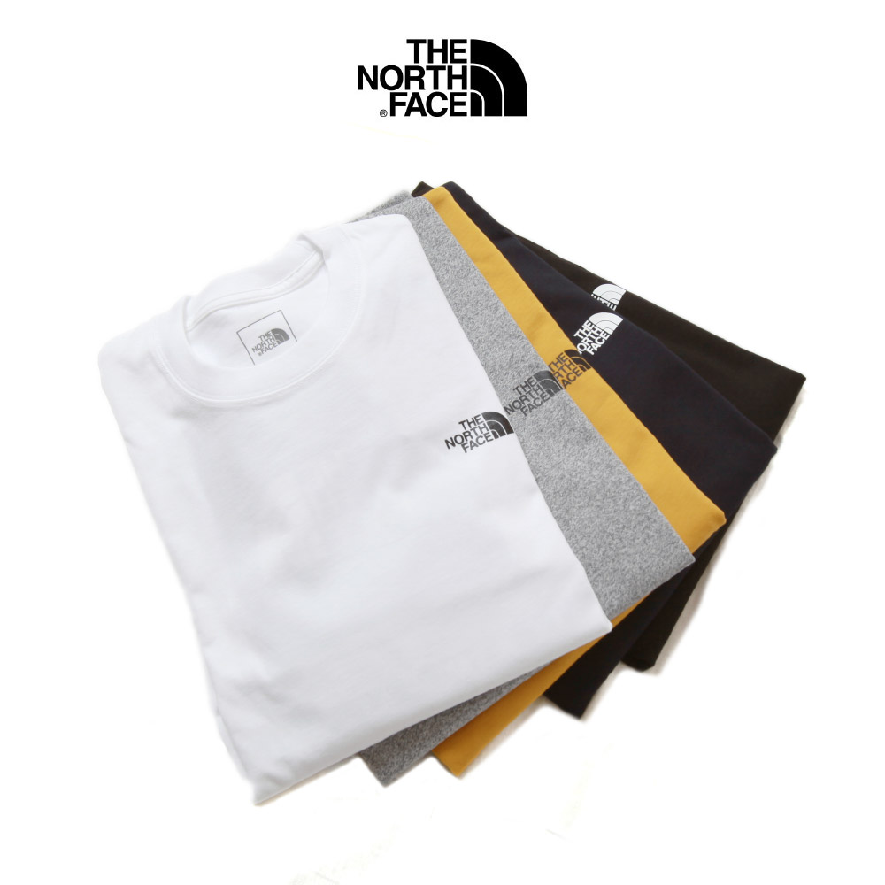 ノースフェイス ロングスリーブバックスクエアロゴティー THE NORTH FACE L/S Back Square Logo Tee 長袖 メンズ ロンT NT82131