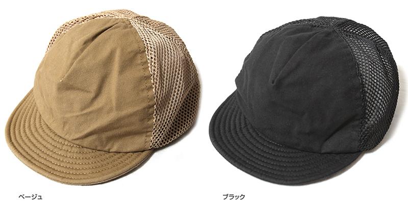 DECHO デコー メッシュキャップ MESH CAP 帽子 4-1SD20