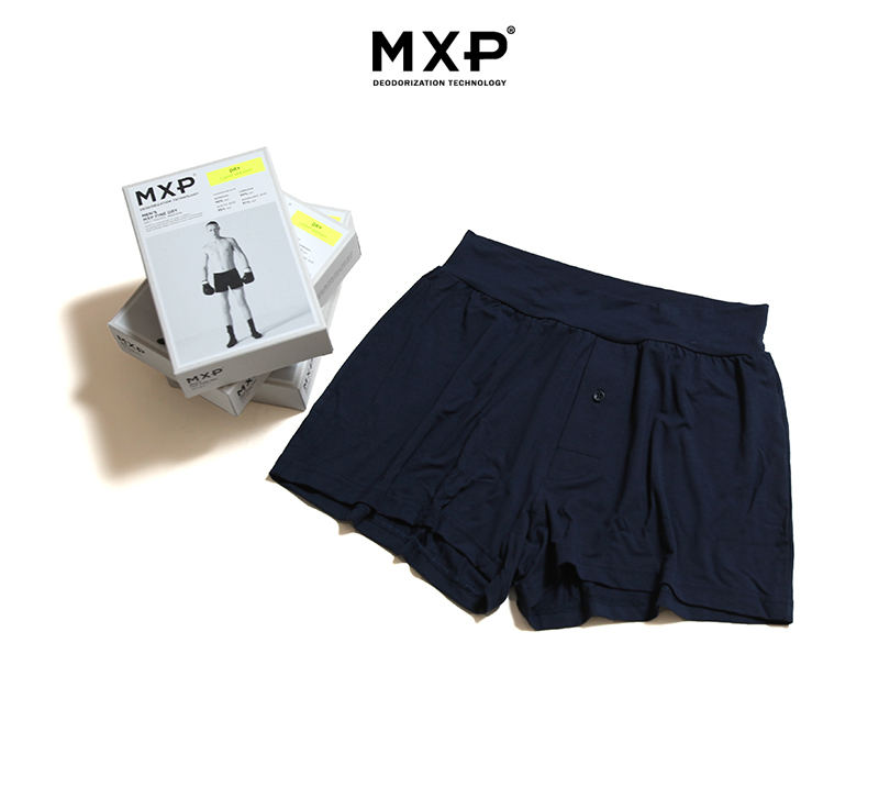 MXP ファインドライ ニット トランクス FINE DRY KNIT TRANKS メンズ MX27301A パンツ 下着 ゴールドウィン 消臭