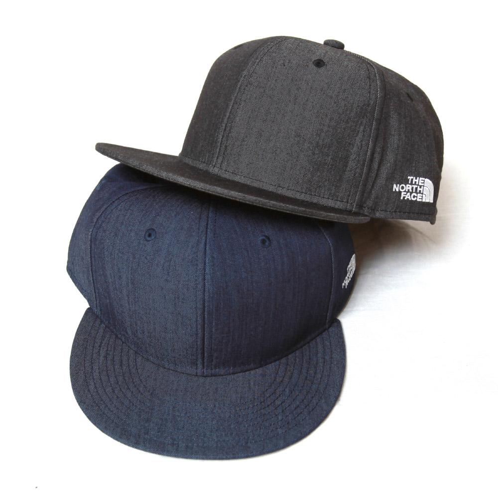 ノースフェイス ナイロンデニムキャップ THE NORTH FACE Nylon Denim Cap NN42130 帽子 メンズ レディース 男女兼用