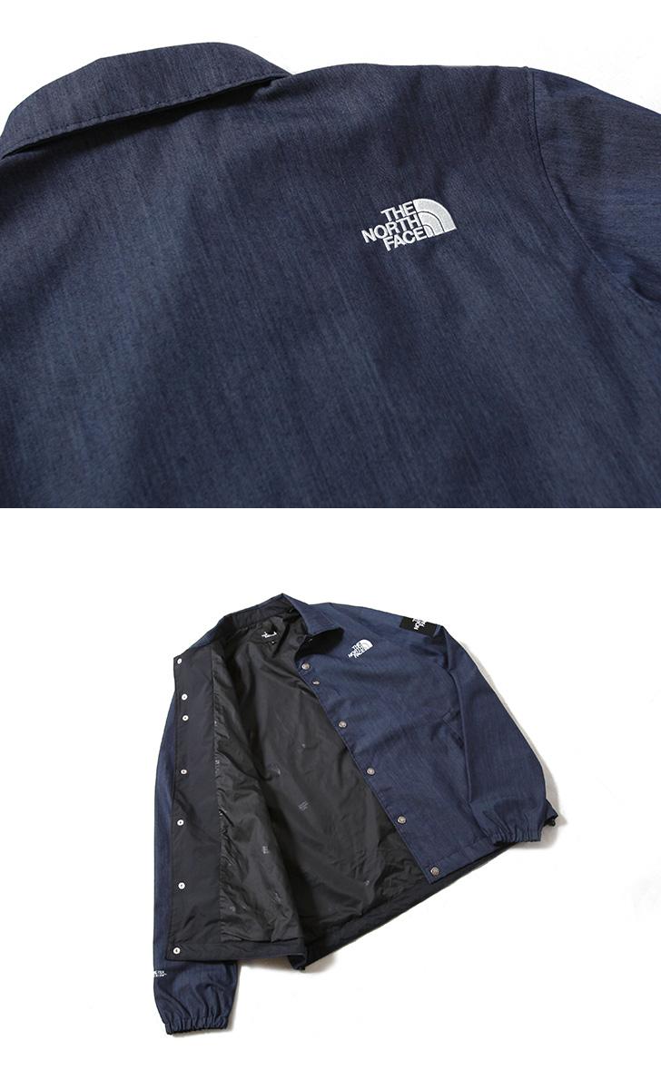 ノースフェイス GTXデニムコーチジャケット THE NORTH FACE GTX Denim Coach Jacket NP12042