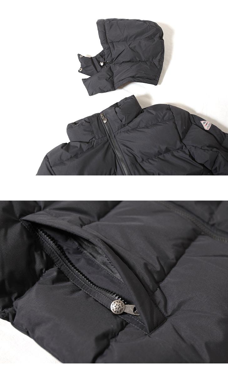 PYRENEX ピレネックス SPOUTNIC JACKET MAT スプートニックジャケット マット HMO009 メンズ ダウンジャケット 国内正規品