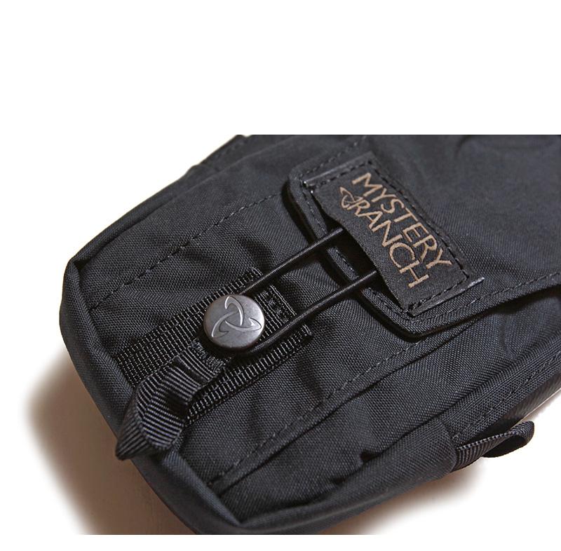 ミステリーランチ MYSTER RANCH テックホルスター TECH HOLSTER 19761411 ポーチ 携帯ケース 携帯入れ