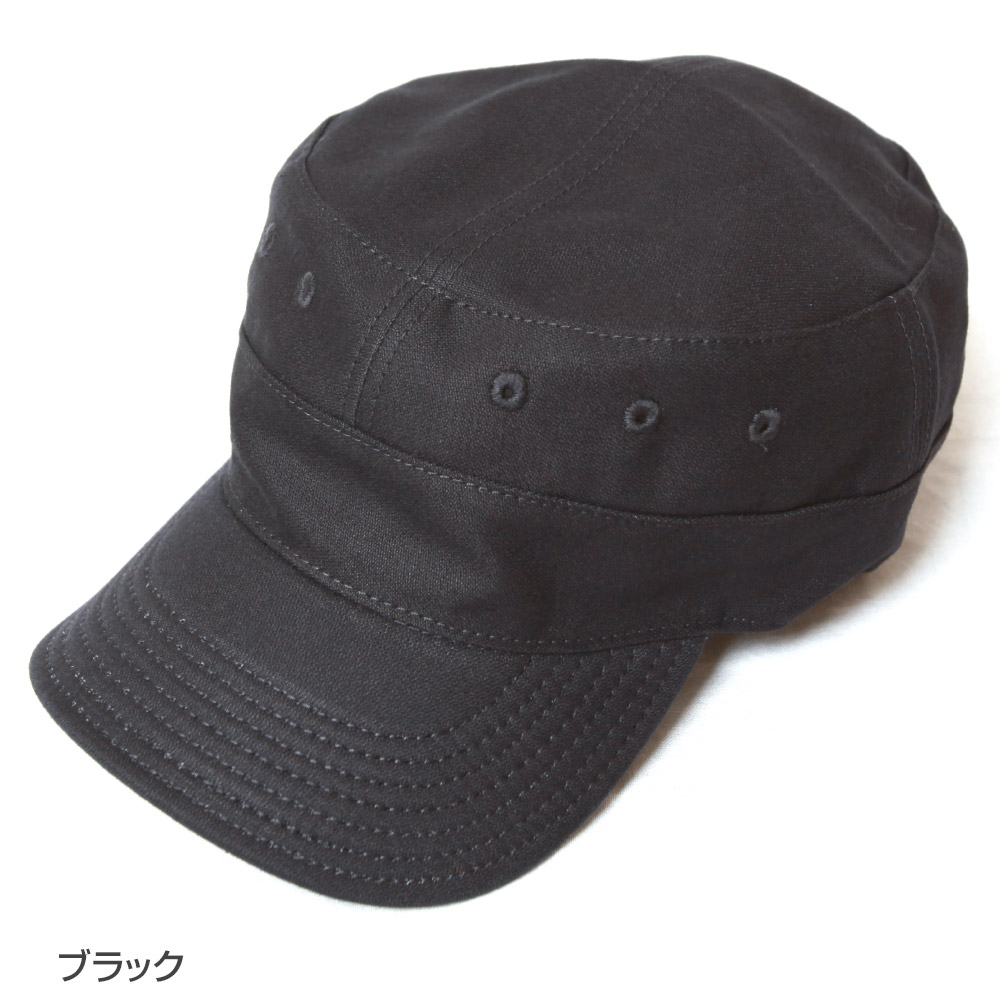 UES ウエス ベンチレーションワークキャップ 822152 帽子 メンズ カジュアル アメカジ 浅め