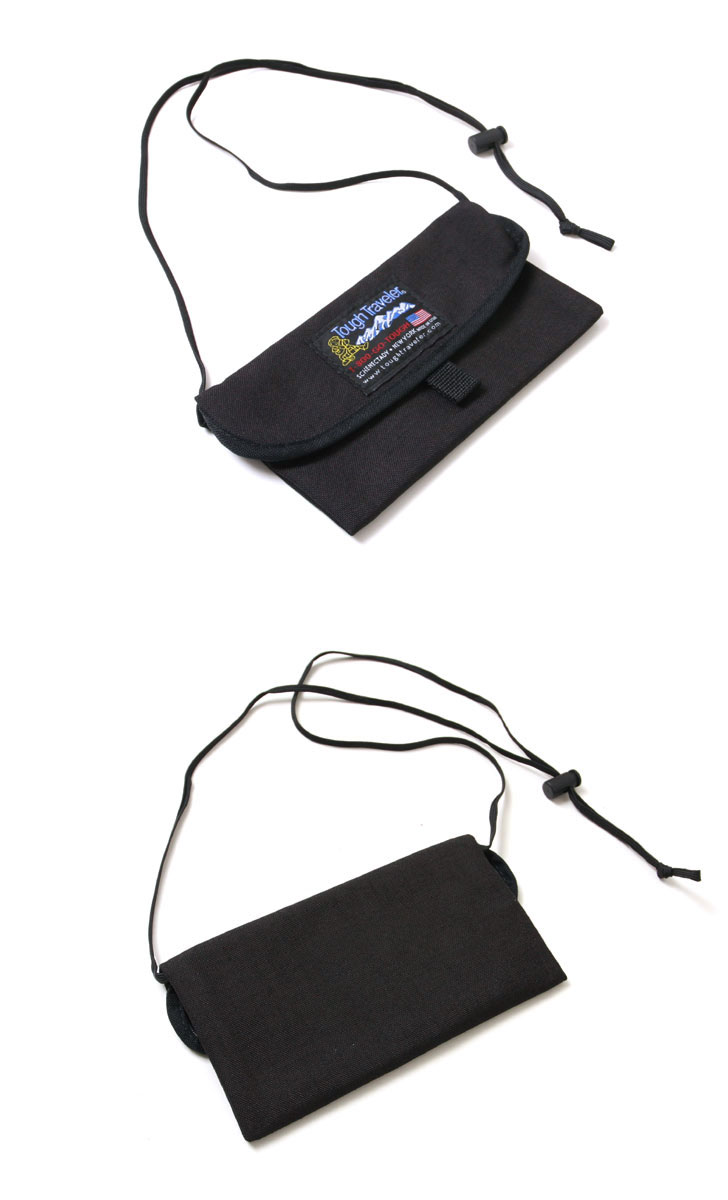 Tough Traveler タフトラベラー フラップネックポーチモディファイS Flap Neck Pouch Mod S TT-0002