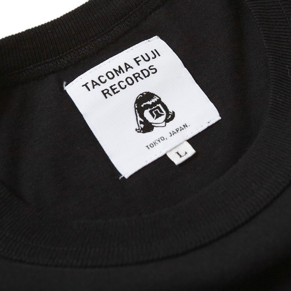 Tacoma Fuji Records タコマフジレコード ゴキタビール ロゴTシャツ 半袖Tシャツ