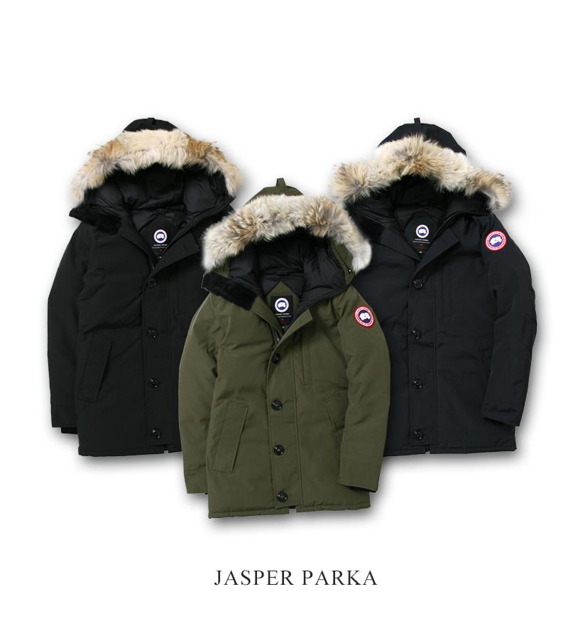 カナダグース ジャスパー CANADA GOOSE JASPER 3438JM メンズ ダウン ジャケット コート 日本正規品 サザビーリーグ 2021年