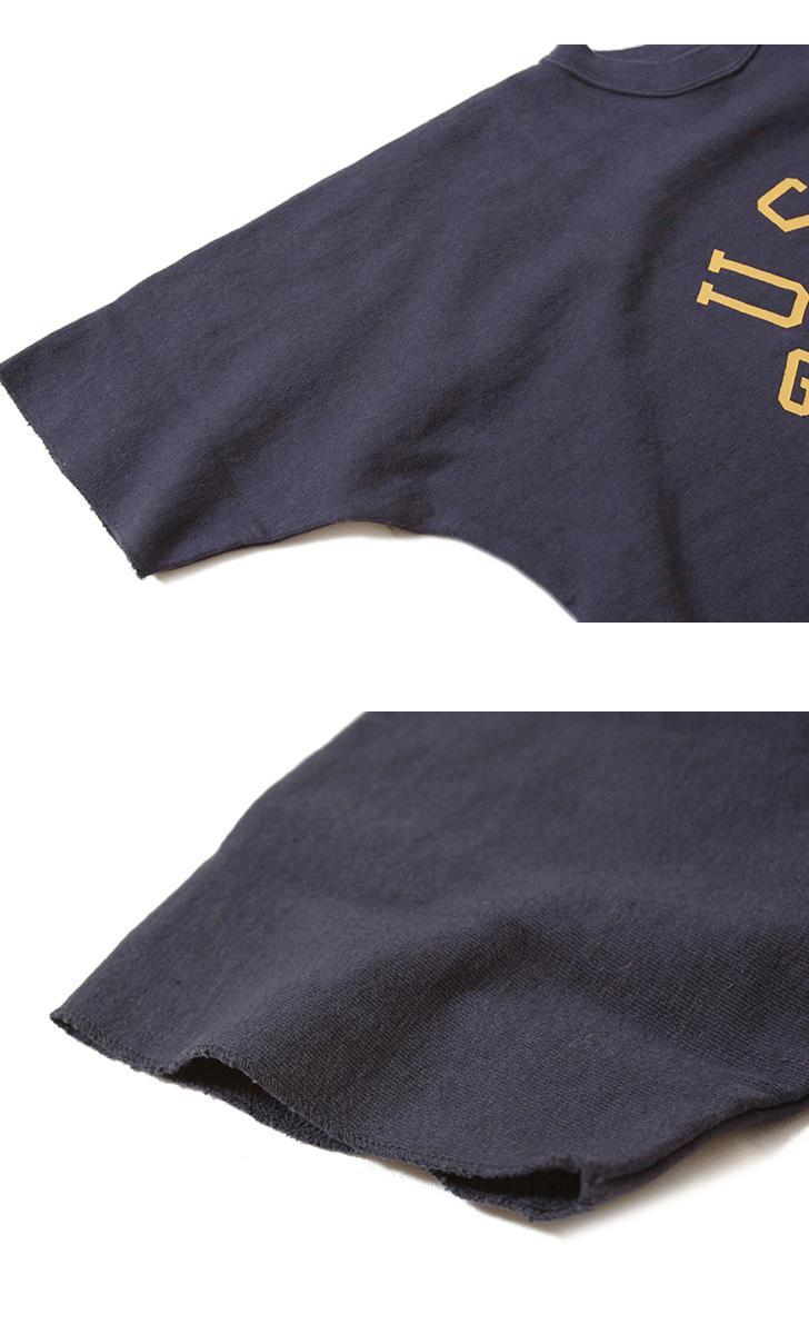 ダブルワークス DUBBLEWORKS 79001 ドルマンスリーブ ライトウェイト半袖スウェット GEORGETOWN