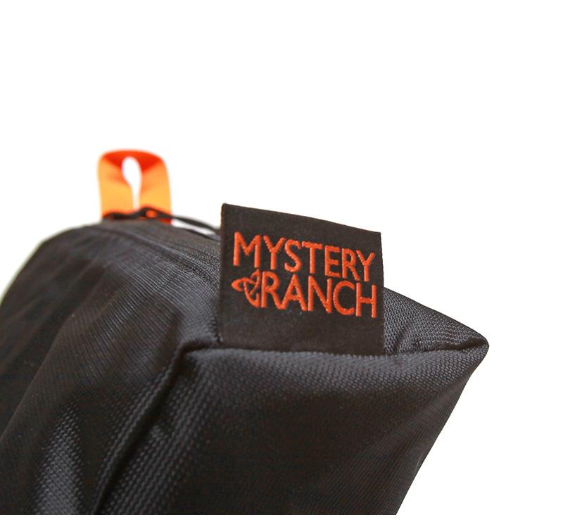 ミステリーランチ ゾイドバッグ ミディアム Mサイズ ZOID BAG MEDIUM MYSTERY RANCH ポーチ バッグインバッグ