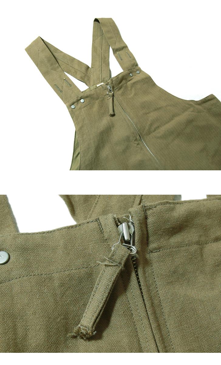 Kaptain Sunshine キャプテンサンシャイン Deck Trousers デッキトラウザーズ KS21SPT14