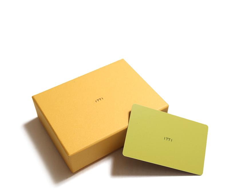 ITTI イッチ クリスティ コインカードウォレット CRISTY COIN CARD WLT 黒桟革 ITTI-WLT-012-E