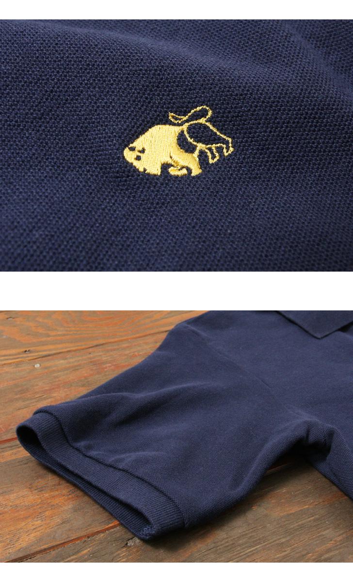 フェローズ Pherrow's 鹿の子ポロシャツ PPS1