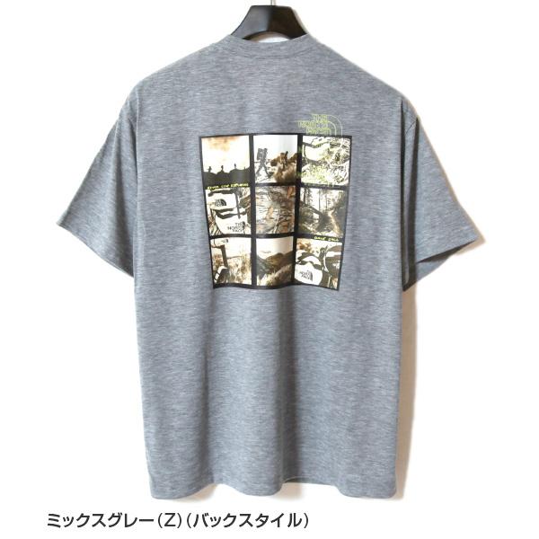 【セール20%OFF】THE NORTH FACE Tシャツ ザ ノースフェイス S/S BC Duffel Photo Tee ショートスリーブベースキャンプダッフルフォトティー メンズ NT32146