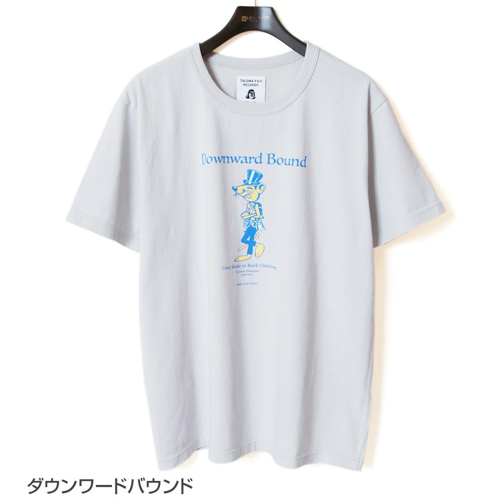 Tacoma Fuji Records タコマフジレコード プリントTシャツ 半袖Tシャツ