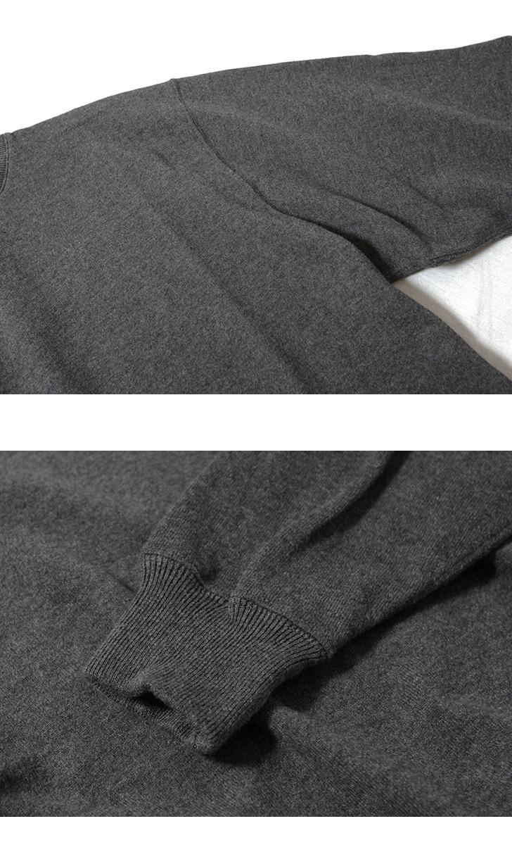WORKERS ワーカーズ FC High Gauge Knit, Mock FCハイゲージニット モック モックネック 2020年秋冬