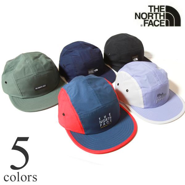 THE NORTH FACE ザ ノースフェイス Five Panel Cap ファイブパネルキャップ 帽子 NN01825