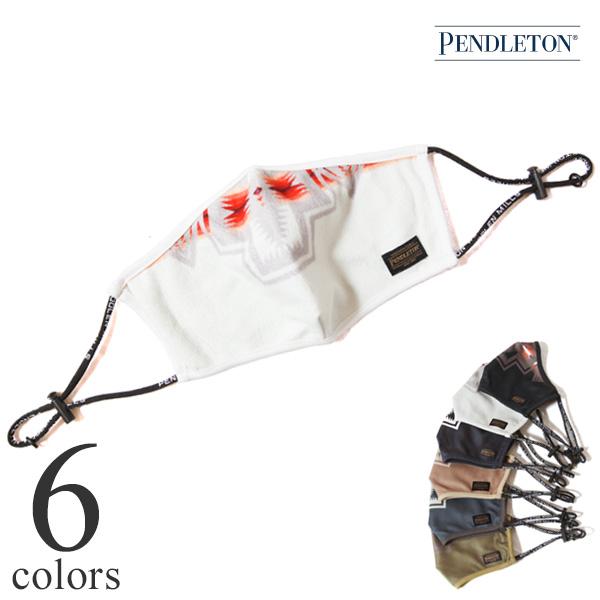 PENDLETON ペンドルトン ハーディングプリント マスク PDT-000-212008 メンズ レディース
