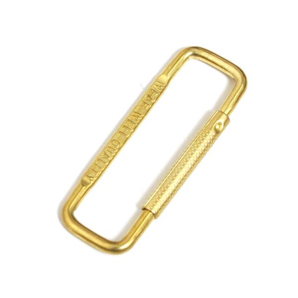 UES ウエス 真鍮O型リング 89-OR キーリング キーホルダー