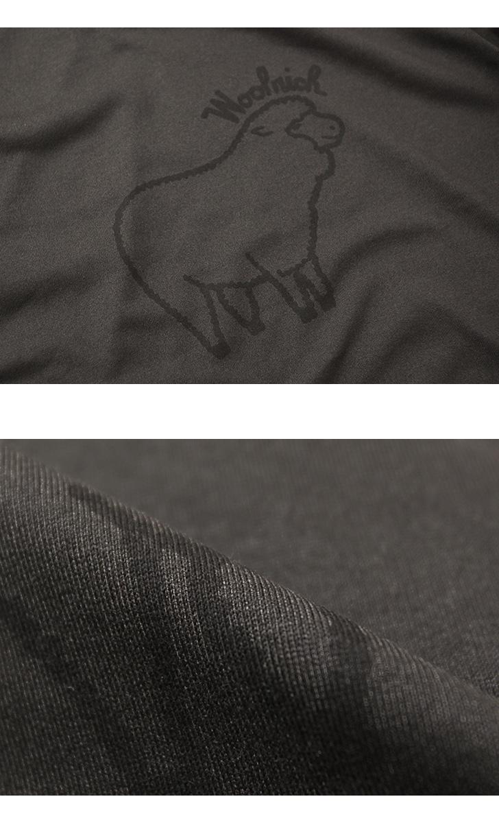 WOOLRICH OUTDOOR ウールリッチアウトドア シープロゴロングスリーブTシャツ SHEEP LOGO L/S T-SHIRT WJTE0021