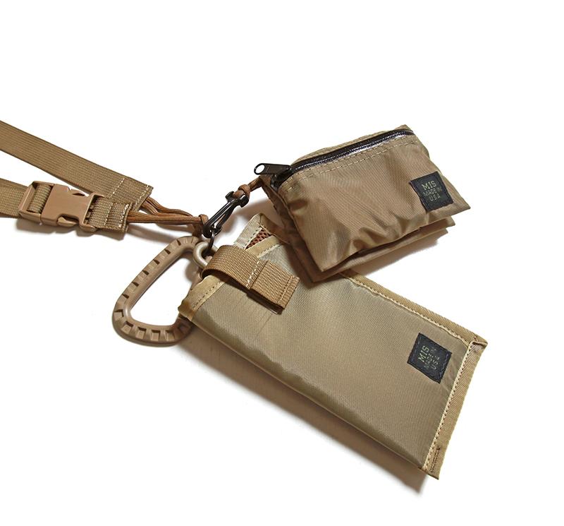 MIS エムアイエス TACTICAL KEY STRAP タクティカル キーストラップ MIS-1039