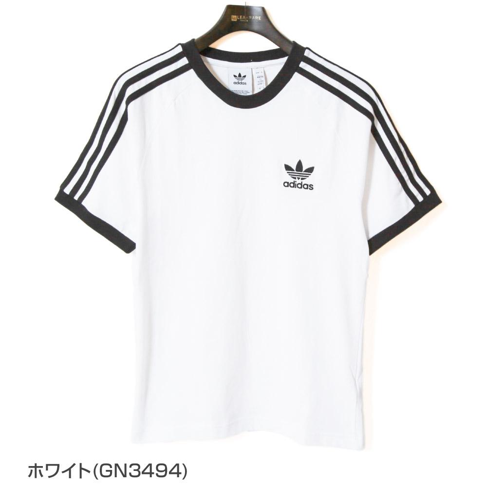 adidas アディダス アディカラー クラシックス 3ストライプ 半袖Tシャツ  14212