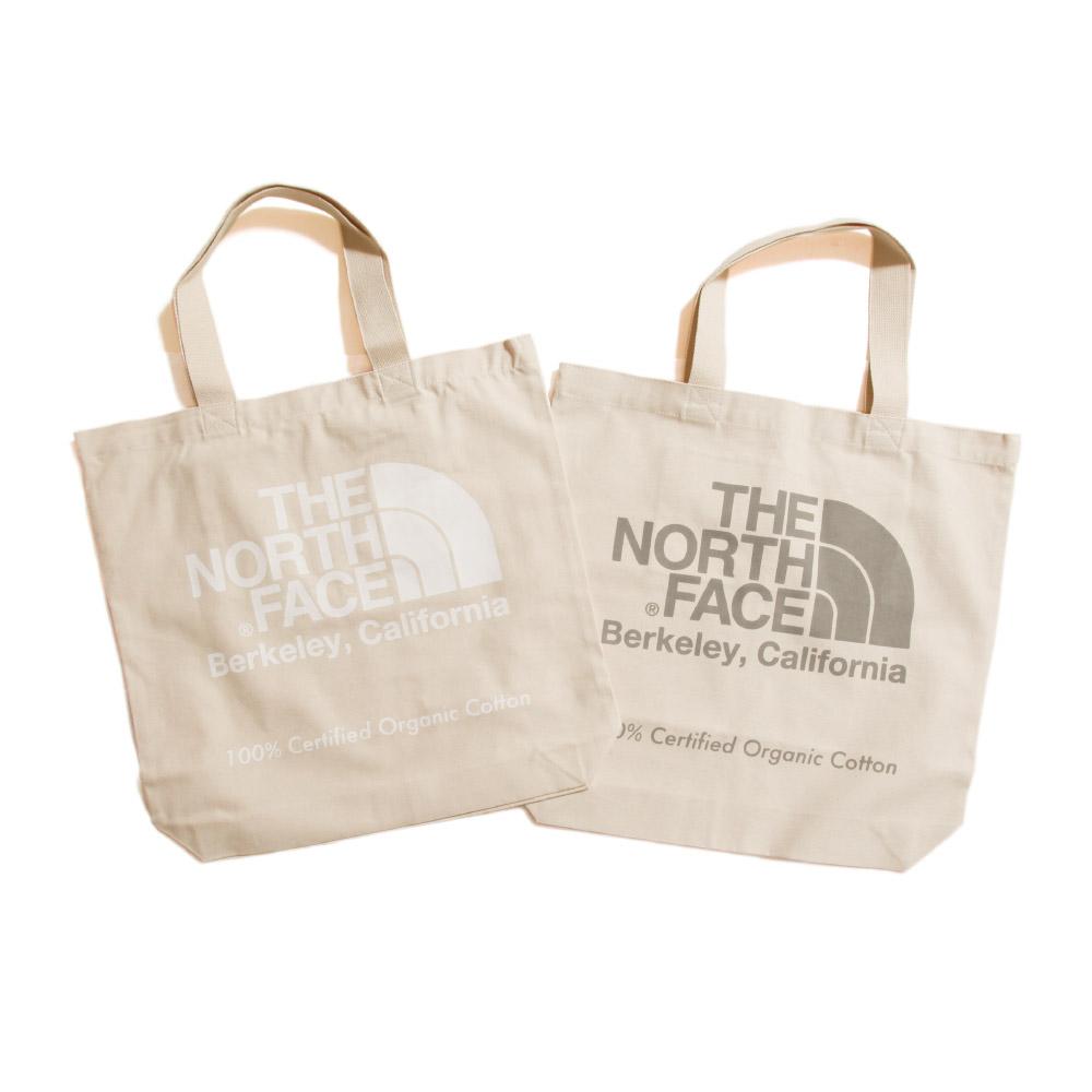 ノースフェイス TNFオーガニックコットントート トートバッグ エコバッグ THE NORTH FACE TNF Organic Cotton Tote NM81971