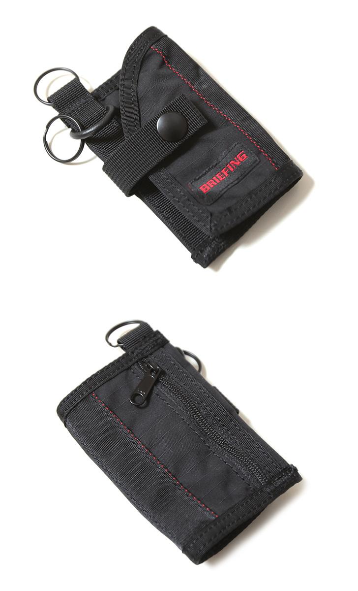 BRIEFING ブリーフィング KEY CASE MW キーケース キーホルダー カードケース コインケース BRA193A49