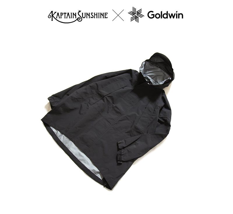 KAPTAIN SUNSHINE キャプテンサンシャイン×ゴールドウィン Gore-Tex Pro Monster ゴアテックスプロ モンスター KS20FGW01