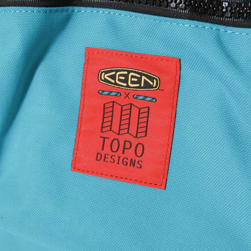 トポデザインズ×キーン TOPO DESIGNS × KEEN リバーバックパックトート RIVER BACKPACK TOTE リュック 限定コラボ別注
