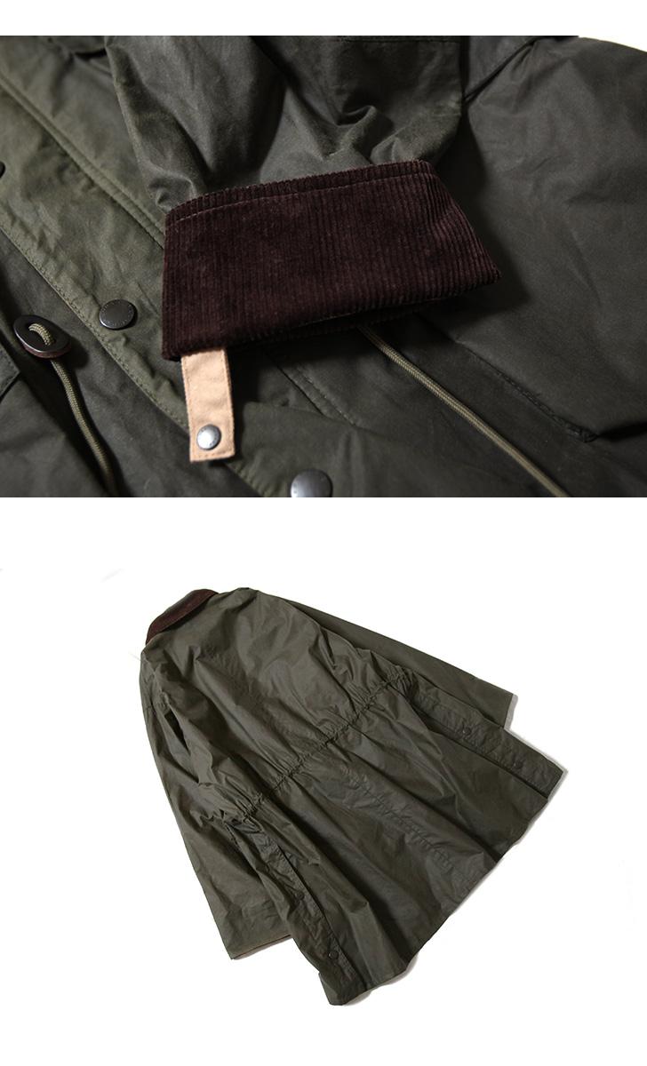 KAPTAIN SUNSHINE キャプテンサンシャイン バブアー別注モデル スタンドカラートラベラーコート Stand Collor Travellor Coat Barbour KS20FBB01