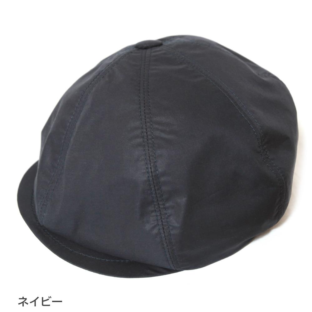 Blue Books Co. ブルーブックスコー Ghetto Boy ゲットーボーイ タイプライターコットン ハンチング 帽子 メンズ