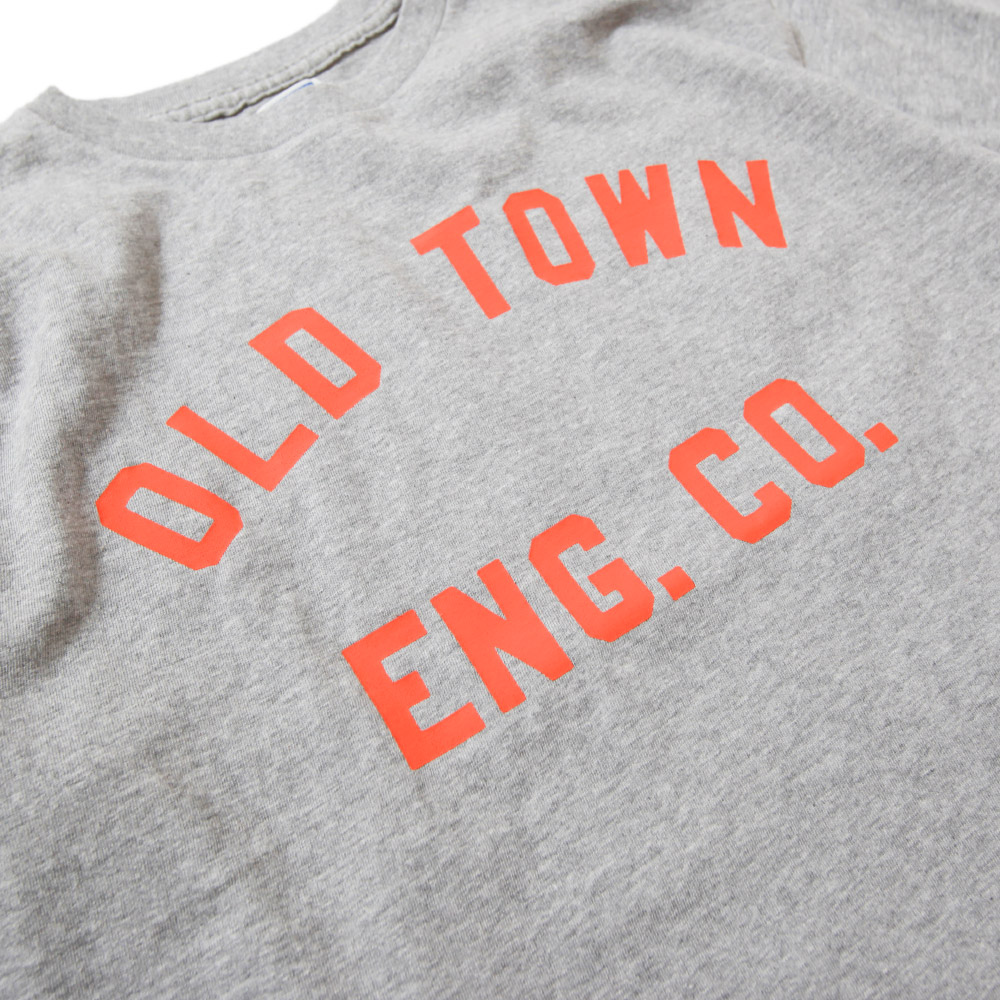 ダブルワークス DUBBLEWORKS Tシャツ OLD TOWN 33005-06 プリントTシャツ