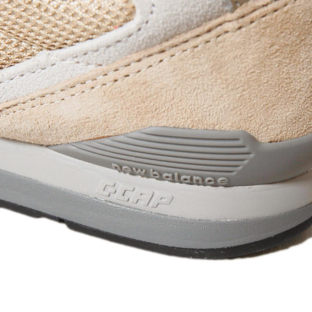 New Barance ニューバランス CM996 ピッグスキンスエード スニーカー メンズ