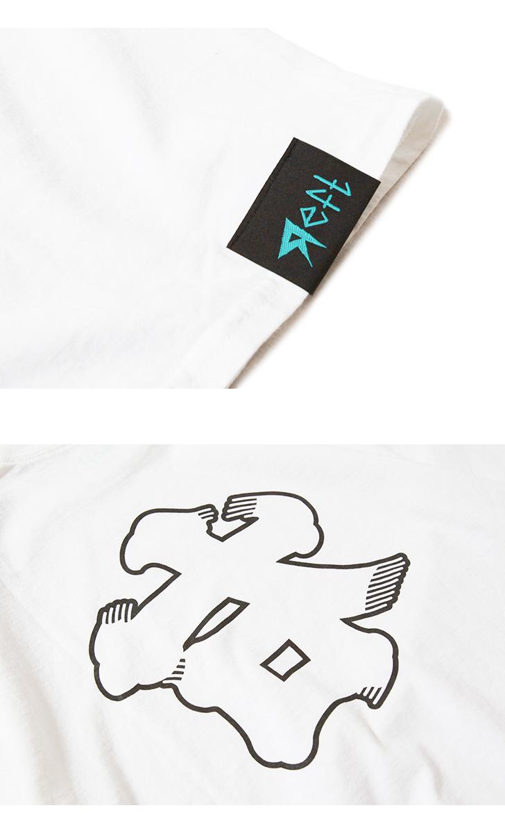 Яeft レフト SHORT SLEEVE PRINT TEE LOGO 半袖Tシャツ 820001