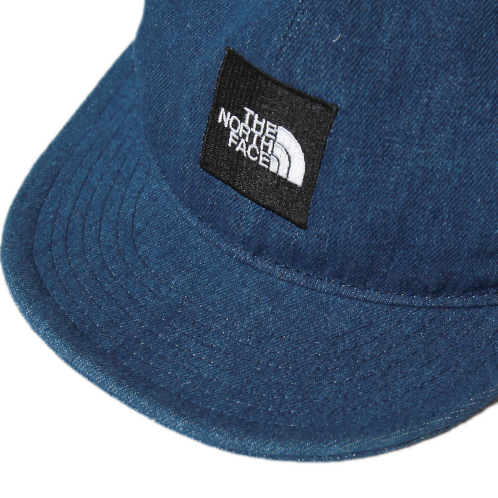 THE NORTH FACE ザ ノースフェイス スクエアロゴメッシュキャップ キッズ 帽子 子供 NNJ02001