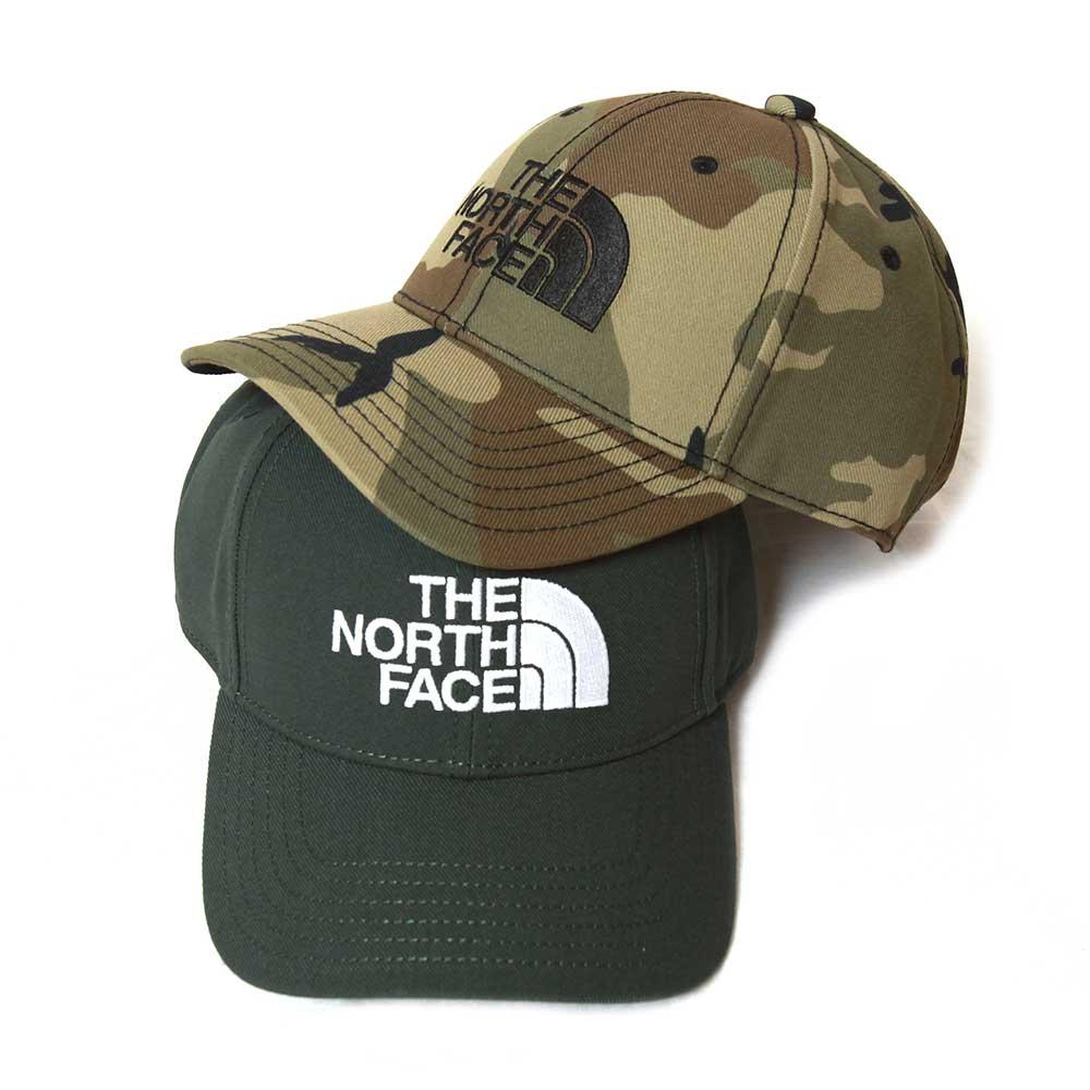 ノースフェイス TNFロゴキャップ 帽子 ベースボールキャップ THE NORTH FACE NN02135 ユニセックス
