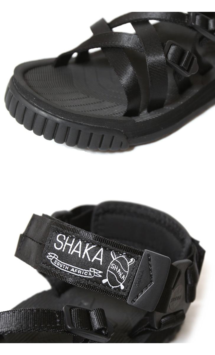 SHAKA シャカ サンダル RIVER GUIDE リバーガイド 433118 レディース
