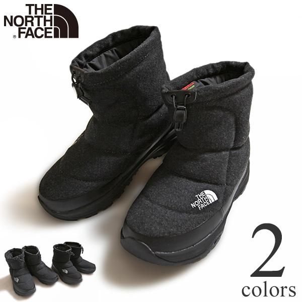 【セール20%OFF】THE NORTH FACE ノースフェイス ヌプシブーティーウールVショート NF51979 【レディース&メンズ】