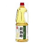 やわらか酸味の穀物酢 1.8L(内堀醸造)